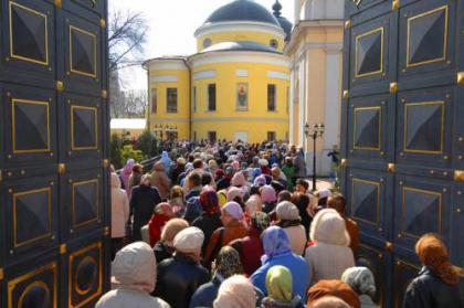 Святая Матрона Московская - мощи Матронушки, икона, где находится